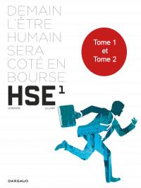 HSE : human stock exchange : tome 1 et tome 2