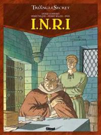 INRI : le triangle secret. Volume 2, La liste rouge