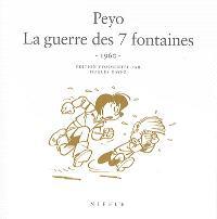 Johan et Pirlouit. Volume 10, La guerre des 7 fontaines : 1960