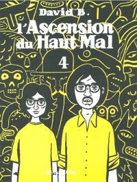 L'ascension du haut mal. Volume 4