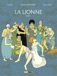 La lionne. Volume 1