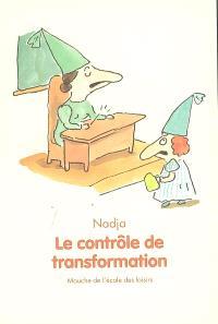 Le contrôle de transformation