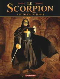 Le scorpion. Volume 6, Le trésor du temple