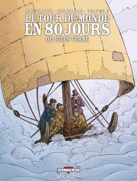 Le tour du monde en 80 jours, de Jules Verne. Volume 3