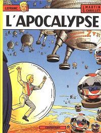 Lefranc. Volume 10, L'Apocalypse