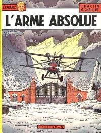 Lefranc. Volume 8, L'arme absolue