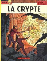 Lefranc. Volume 9, La crypte