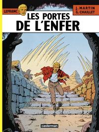 Lefranc. Volume 5, Les portes de l'enfer