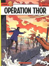 Lefranc. Volume 6, Opération Thor