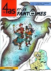 Les 4 as. Volume 37, Les 4 as et les fantômes