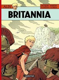 Les aventures d'Alix. Volume 33, Britannia