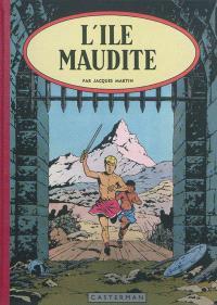 Les aventures d'Alix, L'île maudite
