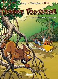 Les aventures de Jimmy Tousseul. Volume 7, Le masque de l'esclave