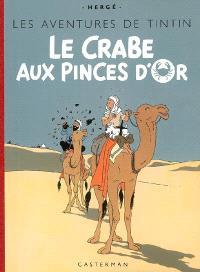 Les aventures de Tintin. Volume 2006, Le crabe aux pinces d'or