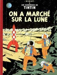 Les aventures de Tintin. Volume 2006, On a marché sur la Lune