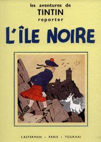 Les aventures de Tintin, reporter, L'île noire