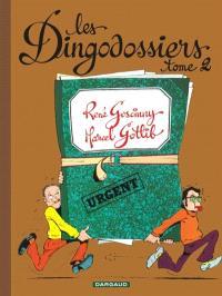 Les Dingodossiers. Volume 2