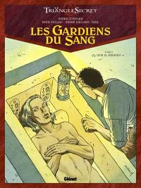 Les gardiens du sang : le triangle secret. Volume 2, Deir el Medineh