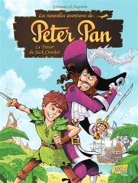 Les nouvelles aventures de Peter Pan, Le trésor de Jack Crochet