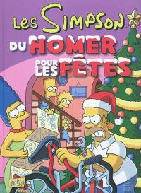 Les Simpson : spécial Noël. Volume 2, Du Homer pour les fêtes