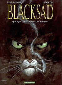 Les trois épisodes de Blacksad : avec une illustration inédite