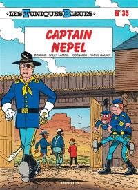 Les Tuniques bleues. Volume 35, Captain Nepel