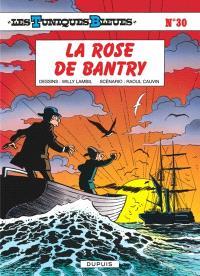 Les Tuniques bleues. Volume 30, La rose de Bantry