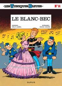 Les Tuniques bleues. Volume 14, Le blanc-bec