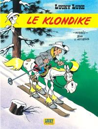 Lucky Luke. Volume 35, Le Klondike