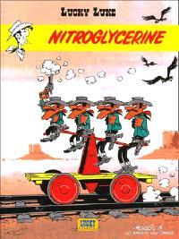 Lucky Luke. Volume 25, Nitroglycérine