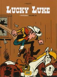 Lucky Luke : l'intégrale. Volume 18