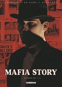 Mafia story. Volume 3, Murder Inc., 1