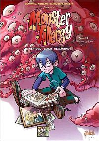 Monster allergy. Volume 13, Le masque de feu