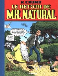 Mr. Natural. Volume 2, Le retour de Mr. Natural