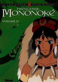 Princesse Mononoké. Volume 2