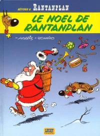 Rantanplan : bêtisier. Volume 16, Bêtisier 6 : le Noël de Rantanplan