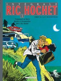 Ric Hochet : intégrale. Volume 1