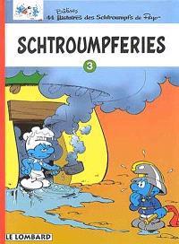 Schtroumpferies. Volume 3