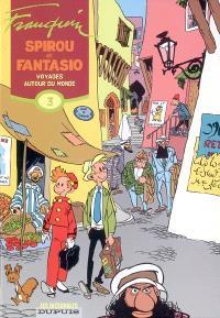 Spirou et Fantasio. Volume 3, Voyages autour du monde : 1952-1954