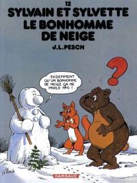 Sylvain et Sylvette. Volume 12, Le bonhomme de neige
