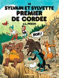 Sylvain et Sylvette. Volume 28, Premier de cordée