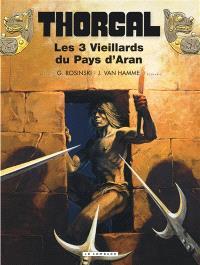 Thorgal. Volume 3, Les trois vieillards du pays d'Aran