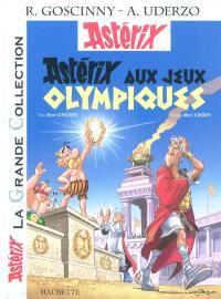 Une aventure d'Astérix, Astérix aux jeux Olympiques