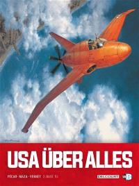 USA über alles. Volume 2, Base 51