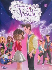 Violetta. Volume 3