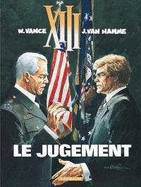 XIII. Volume 12, Le jugement