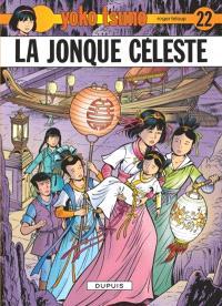 Yoko Tsuno. Volume 22, La jonque céleste