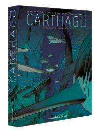 Carthago : premier et deuxième cycles : coffret 4 tomes + cale