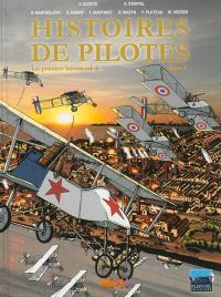 Histoires de pilotes. Volume 2, Les premiers brevets, 2