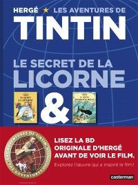 Le secret de La Licorne; Le trésor de Rackham le Rouge
